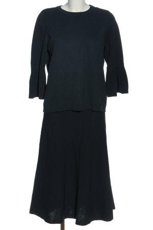 H&M Ensemble en tricot noir style décontracté