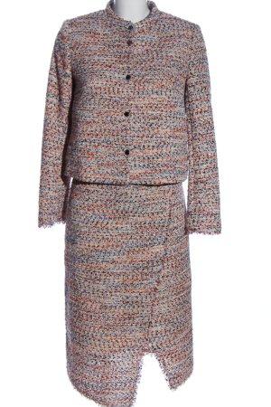 H&M Strick Twin Set mehrfarbig Casual-Look