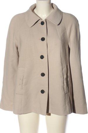 H&M Blazer in maglia bianco sporco stile casual
