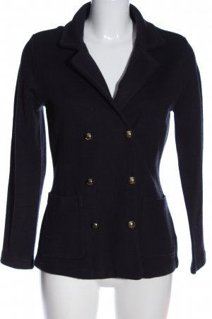 H&M Knitted Blazer black casual look