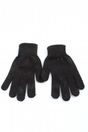 H&M Strickhandschuhe schwarz Casual-Look