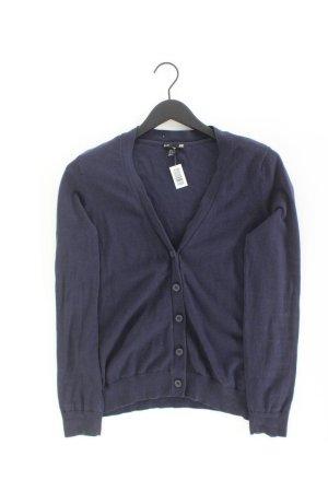H&M Strickjacke Größe M Langarm blau