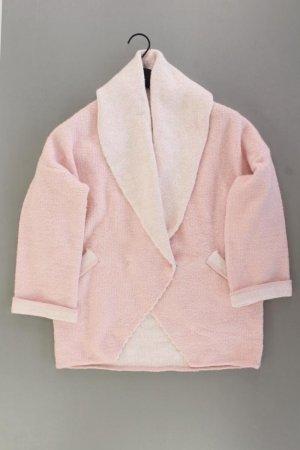 H&M Strickjacke Größe OneSize 3/4 Ärmel rosa aus Polyacryl
