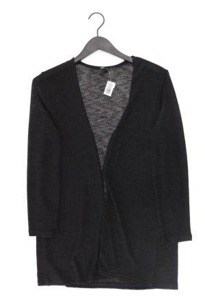 H&M Strickjacke Größe S Langarm schwarz