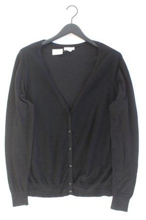 H&M Strickjacke Größe XL Langarm schwarz aus Viskose