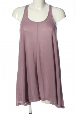 H&M Strickkleid pink Casual-Look