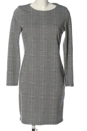 H&M Strickkleid Allover-Druck Business-Look