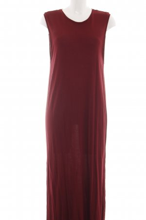 H&M Strickkleid rot Casual-Look