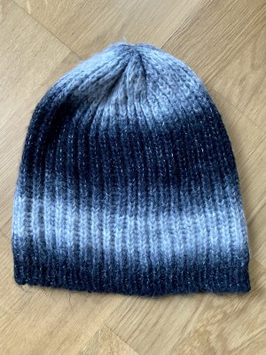 Hennes & Mauritz Knitted Hat multicolored polyacrylic