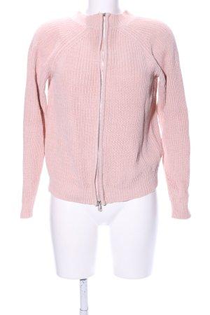 H&M Gebreide trui roze zakelijke stijl