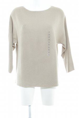 H&M Strickpullover camel Casual-Look