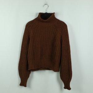 H&M Pullover a maglia grossa marrone