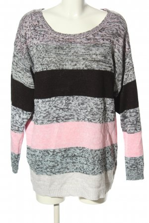 H&M Strickpullover meliert Casual-Look