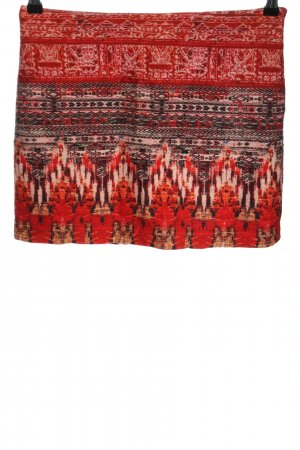 H&M Knitted Skirt allover print casual look