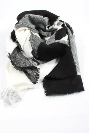 H&M Knitted Scarf flecked casual look