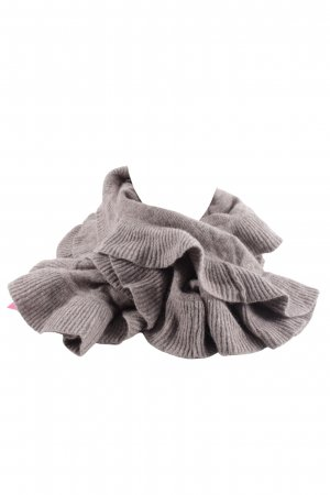 H&M Knitted Scarf light grey casual look