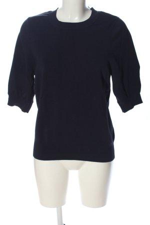 H&M Camicia maglia nero stile casual