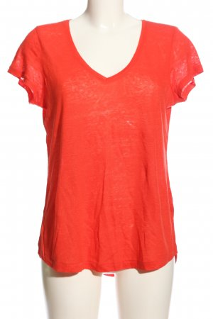 H&M Strickshirt rot Casual-Look