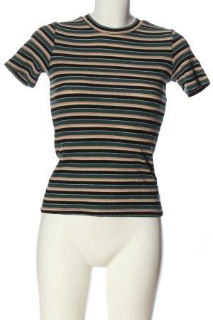 H&M Strickshirt Allover-Druck Casual-Look