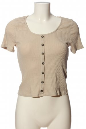 H&M Knitted Top cream casual look