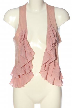 H&M Knitted Vest pink casual look