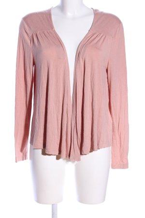 H&M Strickjacke pink Casual-Look