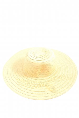 H&M Straw Hat primrose casual look