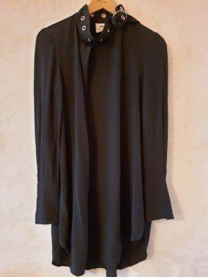 H&M Studio Colletto camicia nero