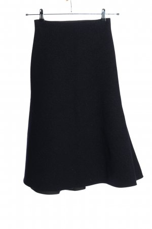 H&M Studio Godet Skirt black casual look