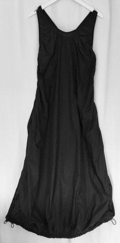 H&M Studio Ballonjurk zwart Polyamide