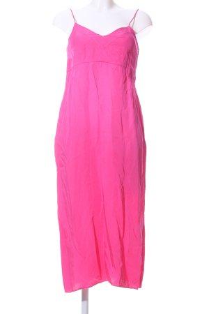 H&M Studio Trägerkleid pink Casual-Look
