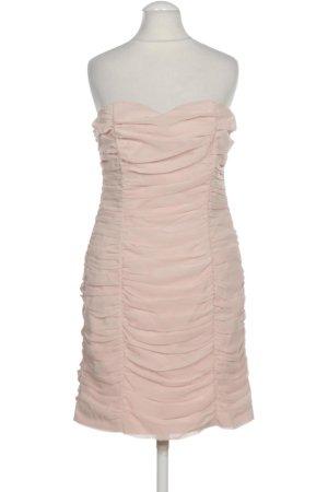 H&M süßes kurzes Damen Kleid mit Raffung NEU Gr.38/40 rose