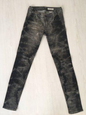 H&M Super Skinny Jeans Batikoptik
