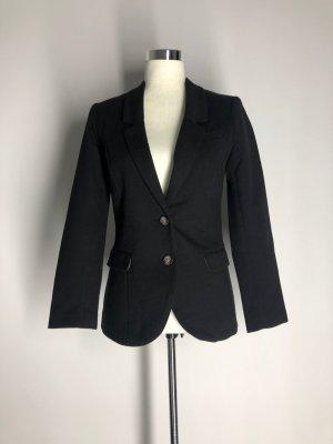 H&M Sweat-Blazer, schwarz