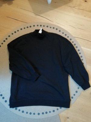H&M Sweat Sweatshirt Sweater Oversize Turtleneck