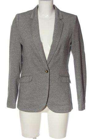 H&M Marynarka dresowa jasnoszary Melanżowy W stylu casual