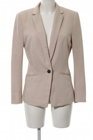 H&M Sweatblazer creme meliert Business-Look