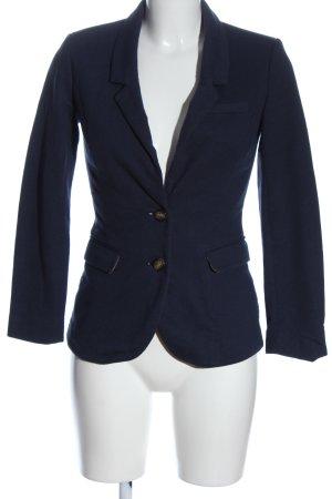 H&M Marynarka dresowa niebieski W stylu biznesowym