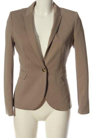 H&M Sweat Blazer brown elegant
