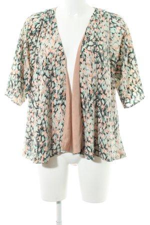 H&M Sweatblazer mehrfarbig Casual-Look