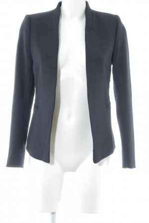 H&M Sweatblazer schwarz Business-Look