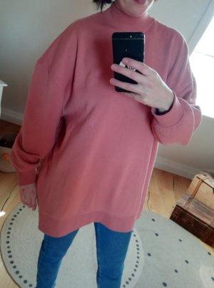 H&M Sweater Sweat Sweatshirt Oversize Pastell