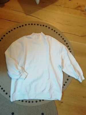 H&M Suéter blanco puro