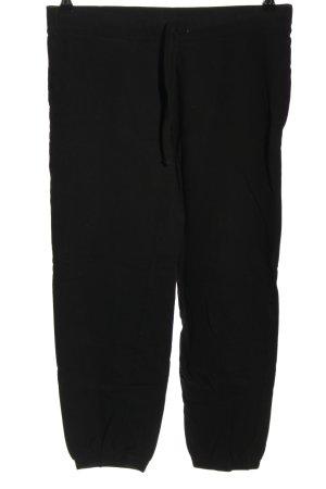 H&M Sweathose schwarz Casual-Look