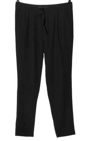 H&M Pantalone fitness nero stile casual