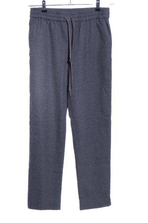 H&M Sweat Pants light grey flecked casual look