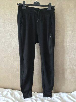 H&M Sweathose Sporthose Jogginghose Hose Training schwarz Gr. S