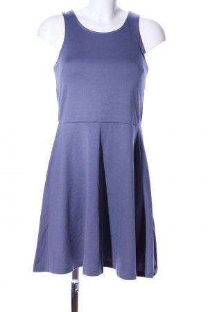 H&M Abito felpa blu stile casual
