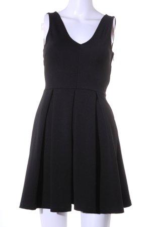 H&M Sweat Dress black business style