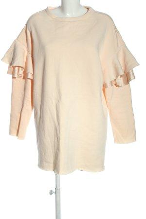 H&M Robe Sweat rose chair style décontracté